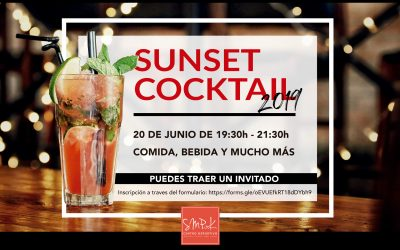 Sunset Cocktail 2019