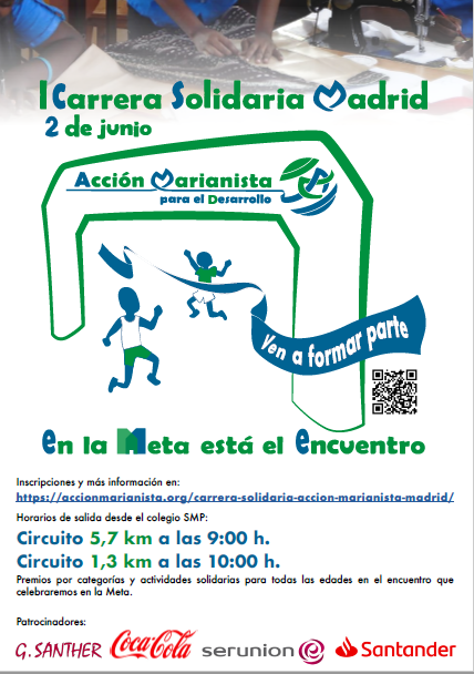 I Carrera Solidaria Madrid