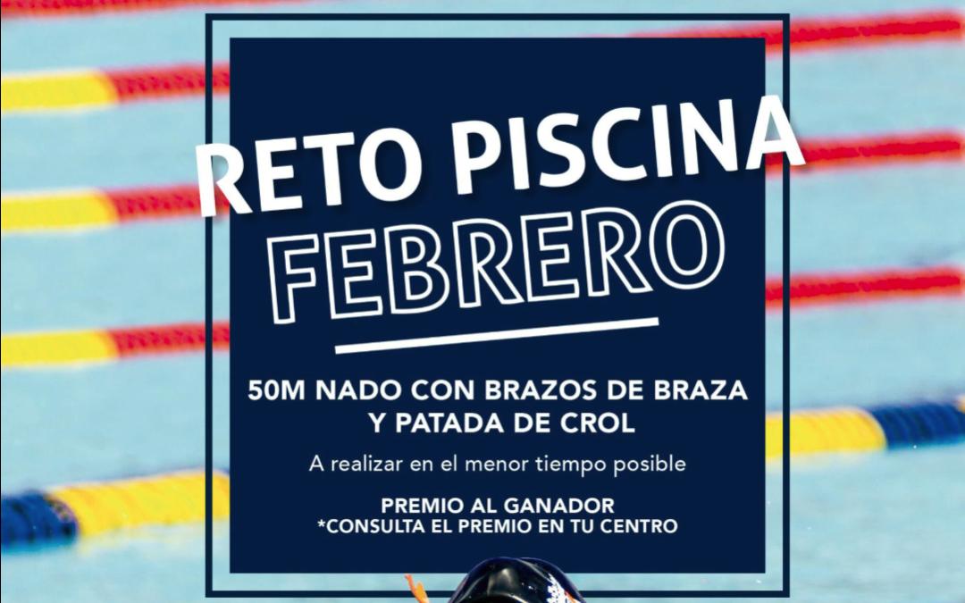 Reto Piscina – Febrero 2020